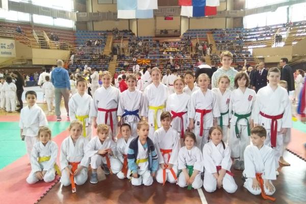 XIX Super Enpi karate kup (Subotica) 25.03.2018.