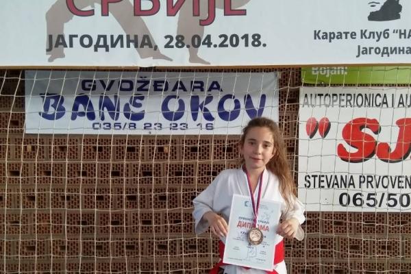 Prvenstvo Srbije (Jagodina) 28.04.2018.