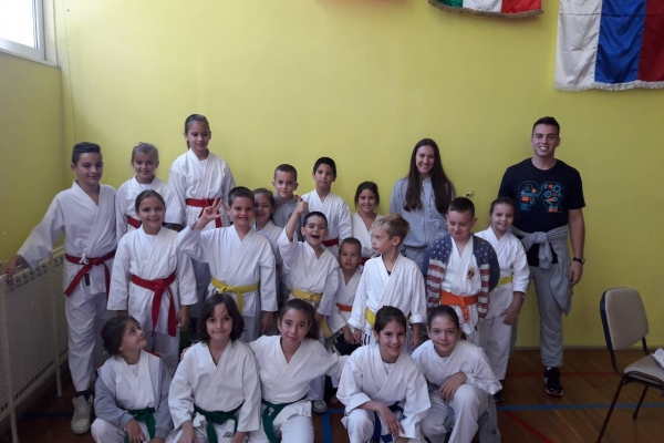 11. Medjunarodni karate turnir Coka 29.09.2018.