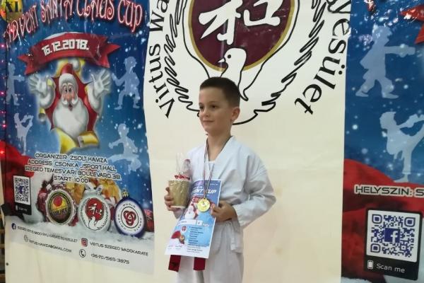 11. Internacionalni ADVENT MIKULAS Kup (Segedin) 16.12.2018.