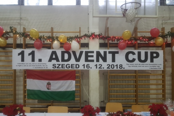 11. Internacionalni ADVENT MIKULAS Kup (Segedin) 16.12.2018.