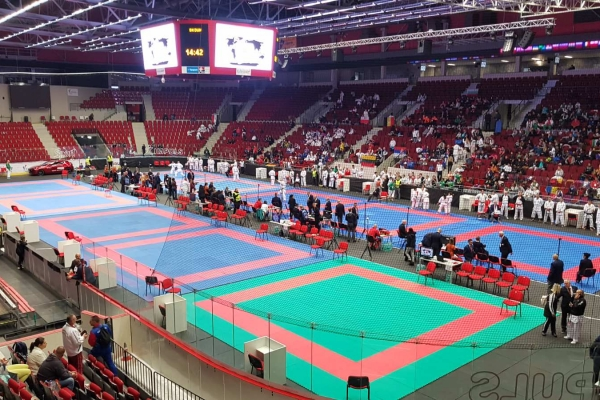 KV Arena, Karlove Vari - SKDUN Svetski šampionat 2019